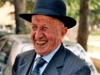 """Morto Dante Parlani, il """"nonno"""" d'Italia con i suoi 111 anni"""