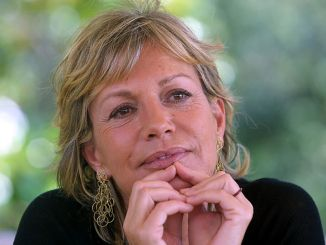 Catherine Spaak interprete delle Chansons De Bilitis al Festival delle Nazioni