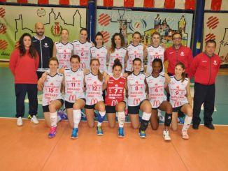 Volley Città di Castello batte Trevi, 3 a 0 esordio di Cindy Osakwe