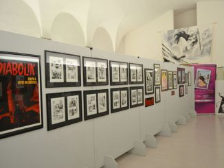 """Inaugurata l'edizione straordinaria di """"Tiferno Comics"""" a Città di Castello"""