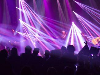 Successo per il concerto di Marco Masini, oltre 700 persone presenti al Pala Ioan di Città di Castello