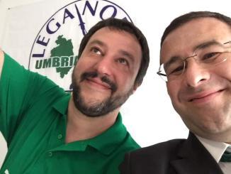 Salvini, presunzione Pd ha messo fine alla giunta Locchi