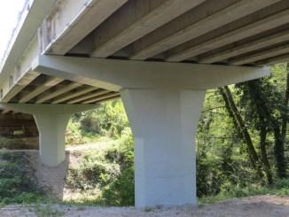 Montone, interventi su strade e ponti a cura della Provincia