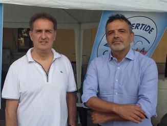 Umbertide Cambia, Codovini candidato sindaco, Faloci capolista