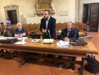 Città di Castello, entra Vincenti in consiglio, Mancini subentra alla presidenza