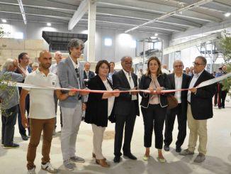 Inaugurati a Belladanza i nuovi impianti per il trattamento del rifiuto organico e indifferenziato