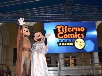 Tiferno Comics, circa 10.000 presenze in 2 giorni!