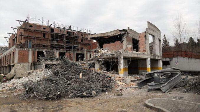Entra nel vivo riqualificazione dell'area 'Ex deposito gomme Buzzacchero'