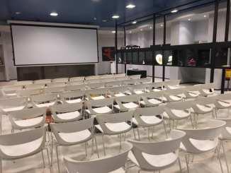 Cinema Metropolis, inaugurata all'interno del Museo Rometti