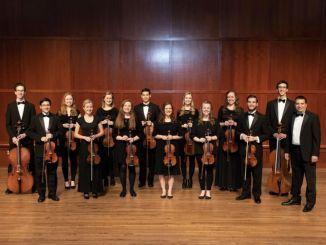 Orchestra d'archi dell'Università di Cedarville in concerto a Umbertide