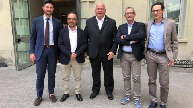 E45, proficuo incontro con il procuratore di Arezzo, Roberto Rossi