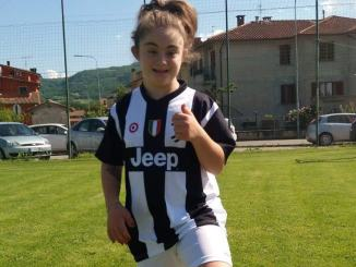 Veronica Fiori a 12 anni di Città di Castello ha già quattro medaglie