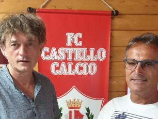 Presentato l'organigramma del settore giovanile e vivaio del Castello Calcio