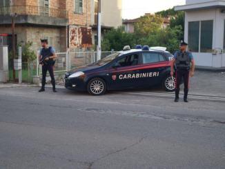 Aggredisce carabiniere a Città di Castello, arrestato