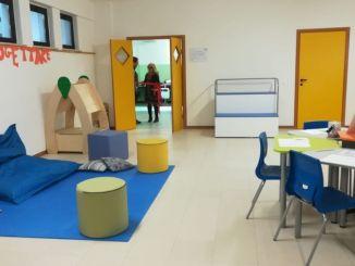 """Inaugurato l'atelier creativo alla scuola Primaria """"Anna Frank"""" di Verna"""
