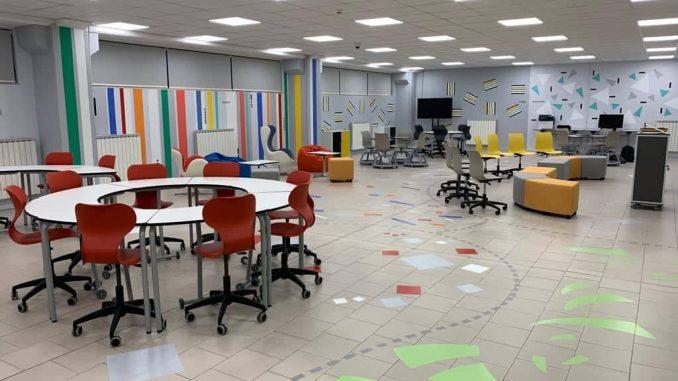 """Campus """"Leonardo da Vinci"""" di Umbertide apre la scuola"""