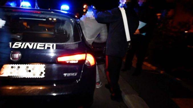 Aveva aggredito un uomo col machete arrestato sorvegliato speciale straniero