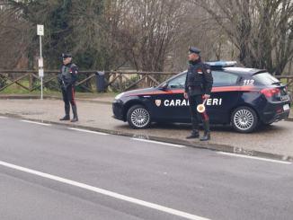 Coppia nello spaccio e nella vita denunciata dai Carabinieri di Castello