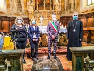 "Montone – Celebrata la ""Santa Spina"" in diretta facebook"