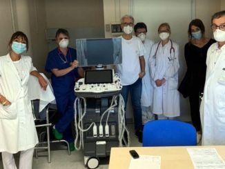 Terme di Fontecchio donano tre nuovi ecografi all'ospedale Tifernate