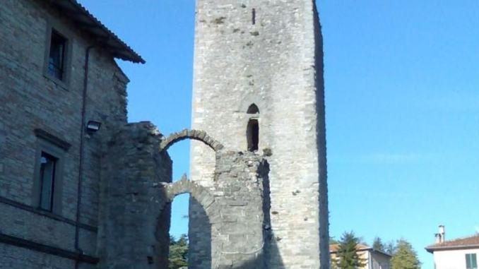 Pietralunga, sempre più vicini i lavori di consolidamento della Rocca longobarda
