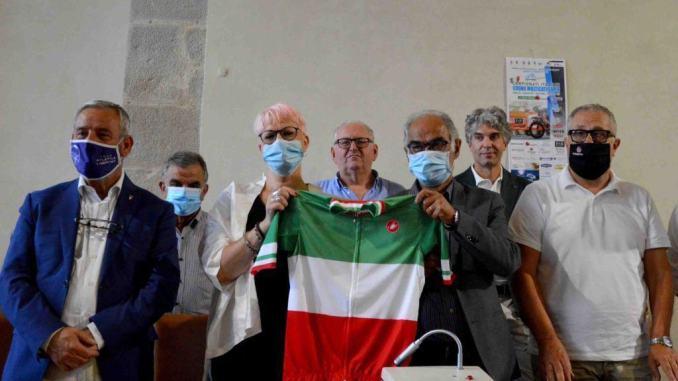 Il grande ciclismo nazionale riparte in Umbria il primo agosto