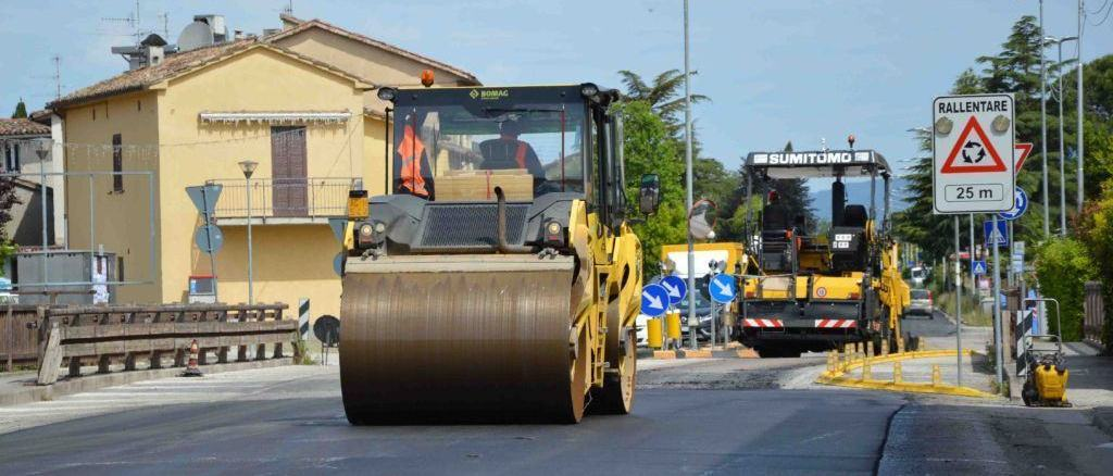 Accordo quadro da 2 milioni di euro per la manutenzione delle strade