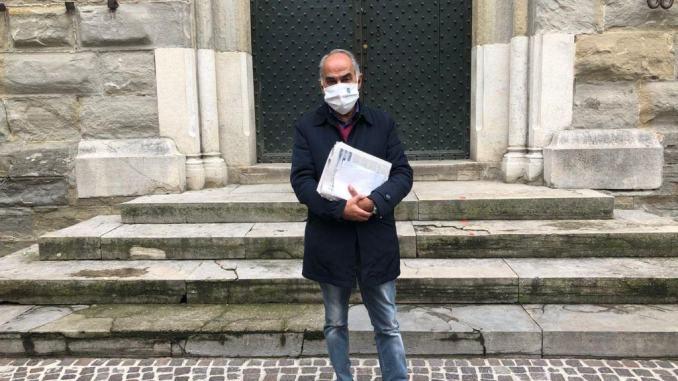 Città di Castello, ieri 9 positivi e 18 guariti covid, dichiarazioni del sindaco Bacchetta