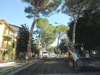 Manutenzione stradale cominciati interventi Umbertide