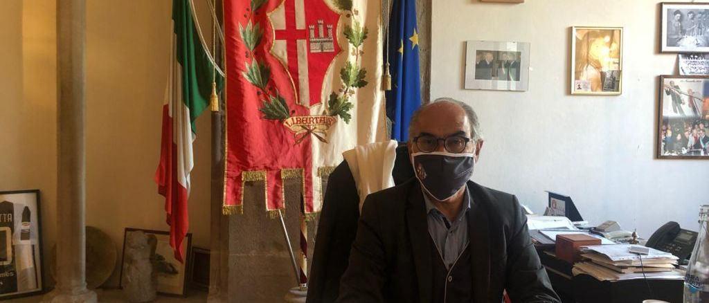 Covid Città di Castello, trend di decrescita delle ultime due settimane