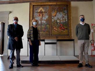 Città di Castello: Raffaello mostra del Cinquecentenario spostata settembre