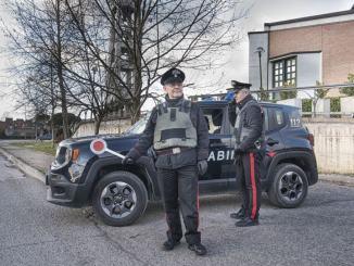 I Carabinieri di Umbertide soccorrono un uomo intento a suicidarsi
