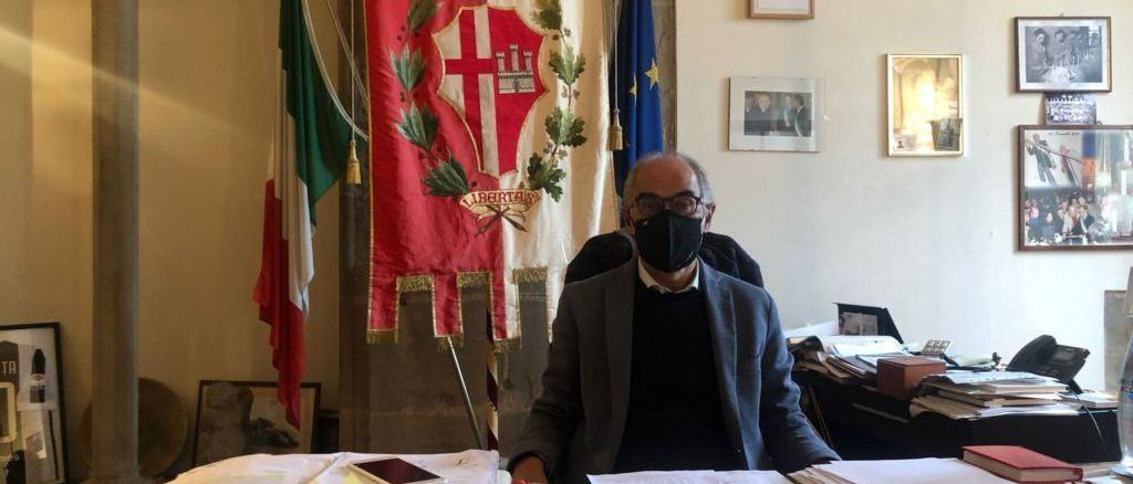 Città di Castello: Covid-19 dichiarazione del Sindaco Luciano Bacchetta