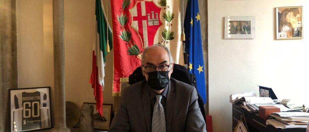 Covid-19 dichiarazione sindaco Bacchetta: ieri 12 nuovi positivi e 20 guariti