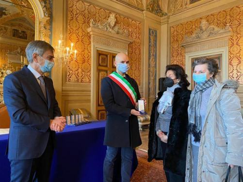 Giornata Memoria: Medaglia per i Tifernati Pietro Rossi e Sante Pitocchi