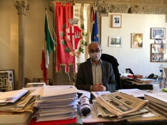 Covid19 dichiarazione sindaco Bacchetta: ieri 24 nuovi positivi e 25 i guariti