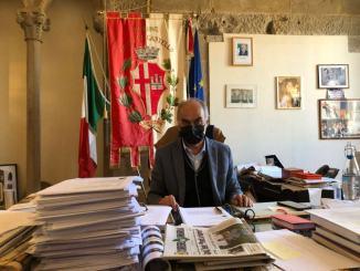 Covid19: dichiarazione sindaco Bacchetta: ieri 20 nuovi positivi e 25 guariti
