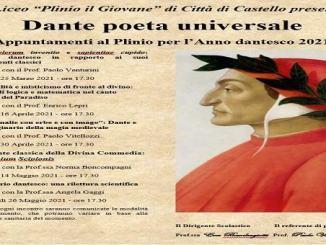 """Iniziative e appuntamenti per l'Anno dantesco al Liceo """"Plinio il Giovane"""""""