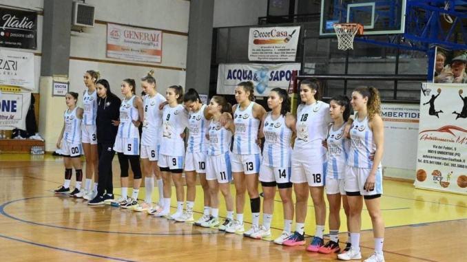 Basket A2/F: Bottega Tartufo Umbertide attesa a San Giovanni Valdarno
