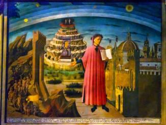 """Sabato 25 settembre la Divina Commedia in dialetto umbertidese, una versione dal titolo """"L'Inferno"""" di Luca Montanucci."""