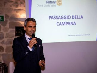 Matteo Passeri nuovo presidente del Rotary Club di Gualdo Tadino