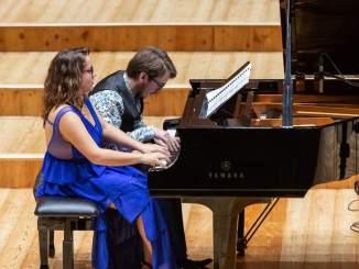 San Giustino, il Faccini Piano Duo in concerto al Festival delle Nazioni