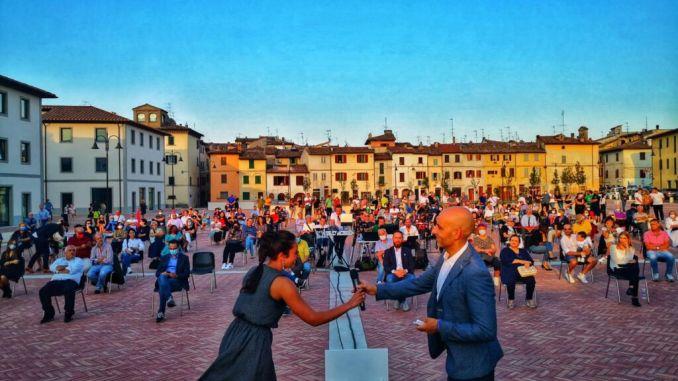 Campagna elettorale, a Città di Castello le prime iniziative pubbliche, Luca Secondi domania Titta e mercoledì a Badiali