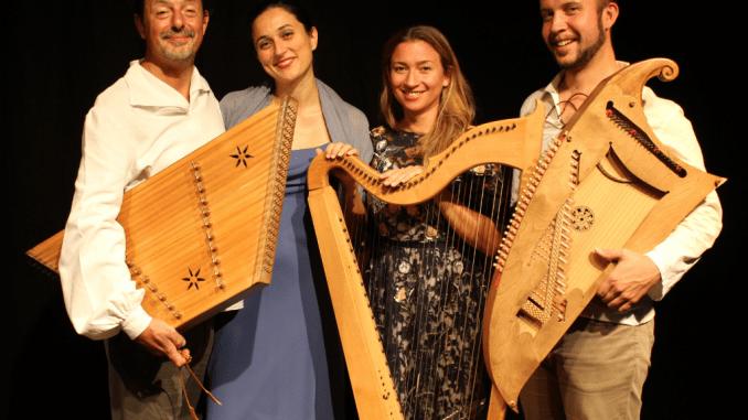 Raffaello musica Rinascimento concerto Ensemble Sensus