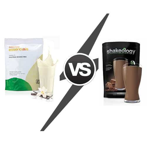 Arbonne Protein Shake vs Shakeology Which is Better