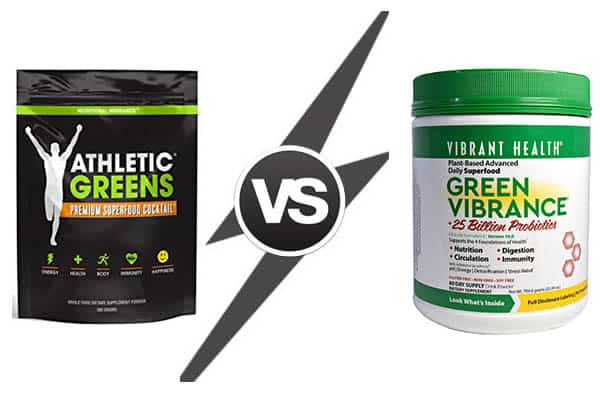 Athletic Greens vs Green Vibrance – Which is the Better Super Greens Supplement