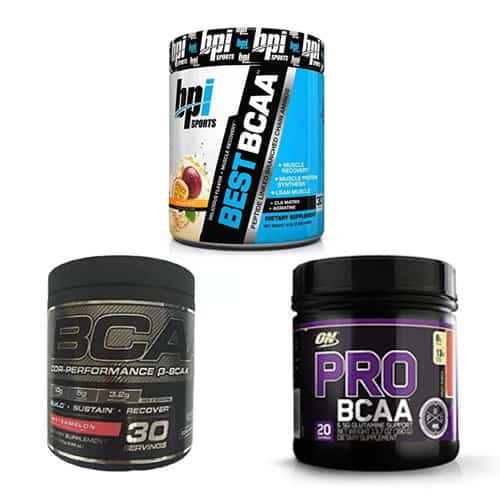 The Top 3 Best BCAA Supplements on the Market