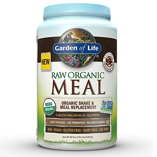 Garden Of Life Raw Organic Meal Whole Foods