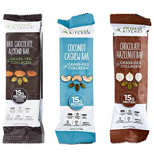 Primal Kitchen Bars Are A Healthy, High Protein, High Fat, And Low Carb  Protein Bar. With Minimal Processed Ingredients, No Grains Or Any  Artificial ...