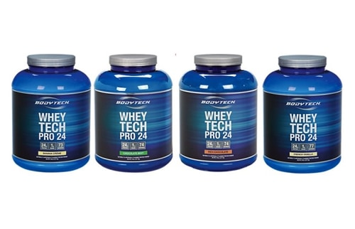 BodyTech Protein Review – Is the Whey Tech Pro 24 Worth Buying?